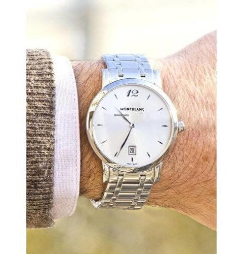 Montblanc Star Classique Silver - 108768 #2