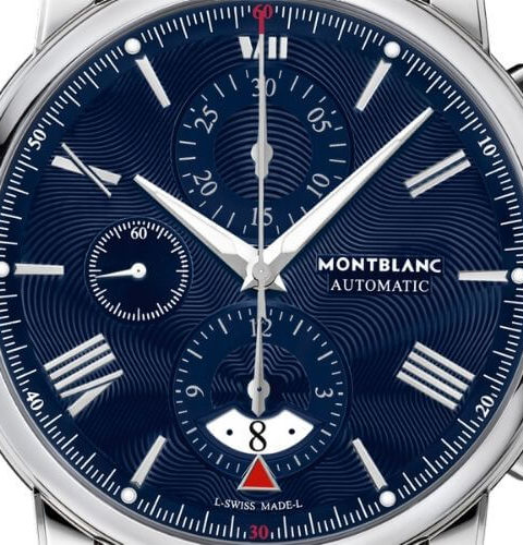 Montblanc 4810 Automatic Chronograph - 119961 #2