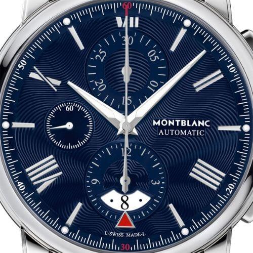 Montblanc 4810 Automatic Chronograph - 119961 #2