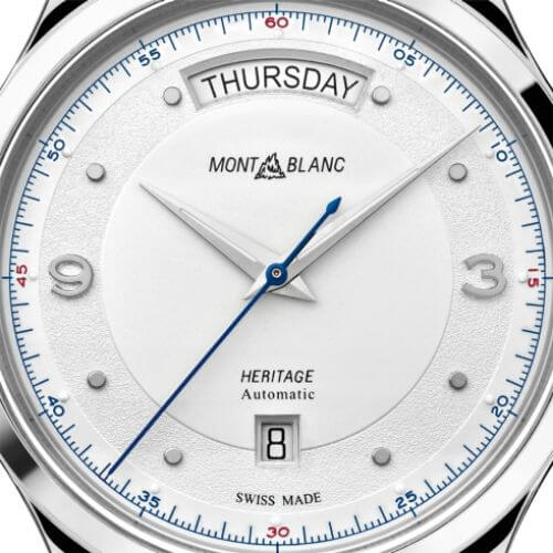 Montblanc Heritage Automatic Day Date - 119947 #2