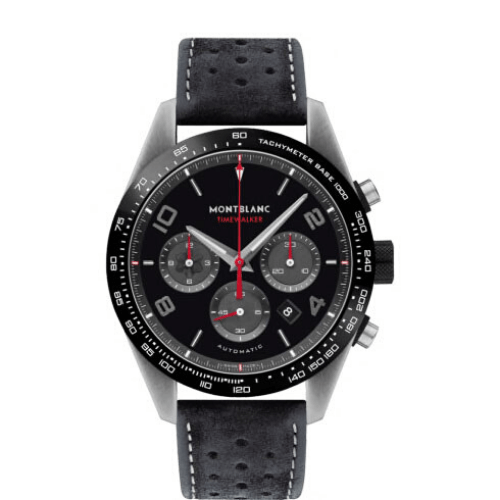 Montblanc TimeWalker Manufacture Chronograph Edizione Limitata - 1500 esemplari - 124073 #1