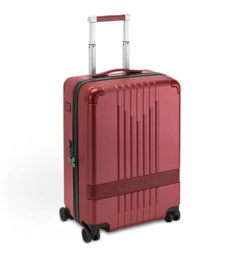 Trolley bagaglio a mano #MY4810 Montblanc x (RED) - 125502 #1