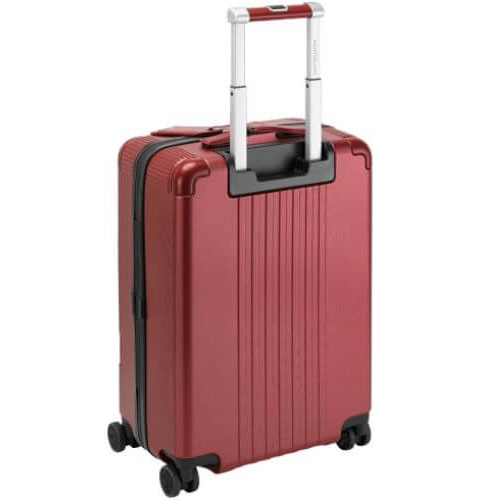 Trolley bagaglio a mano #MY4810 Montblanc x (RED) - 125502 #2