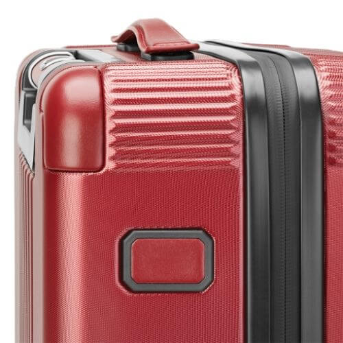 Trolley bagaglio a mano #MY4810 Montblanc x (RED) - 125502 #4