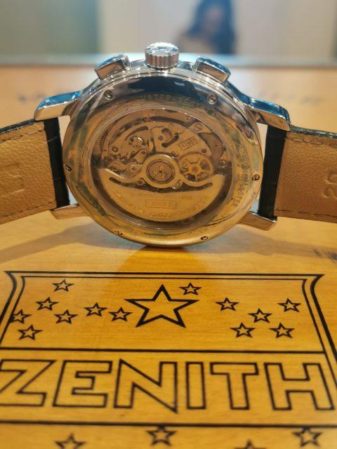 Zenith Chronomaster El Primero Automatico - CZG 850695 #4