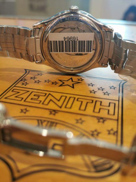 Zenith Elite Automatico - FHA 818862 #4