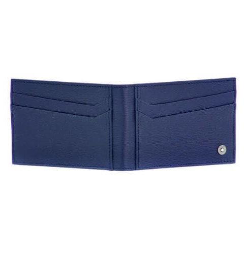 Montblanc Westside Pocket Card Blue 8cc - 118661 #1