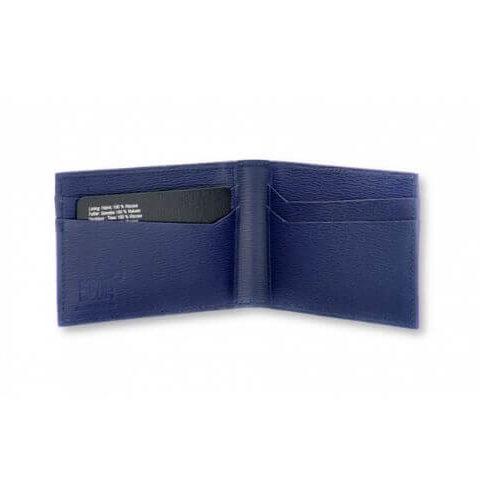 Montblanc Westside Pocket Card Blue 8cc - 118661 #2