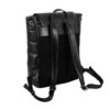 Nava Passenger Leather – Flapsack Black – PL078 #2