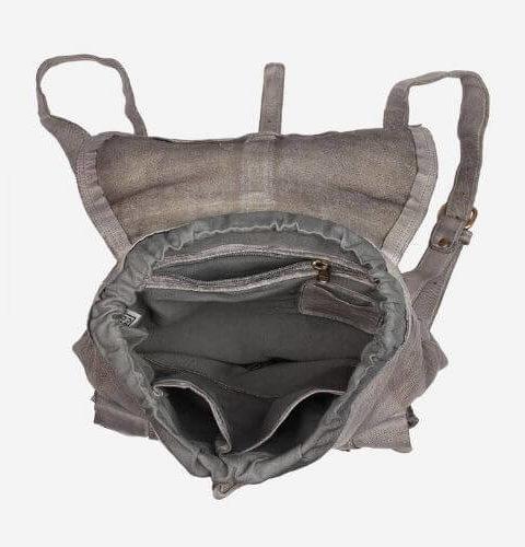 Dudubags – Zaino – Pelle Ash gray 580-1148 #3
