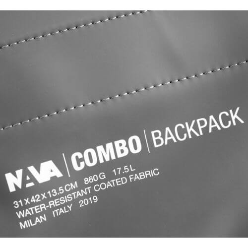 Nava Combo – Backpack Lead Grey – CM070 #4