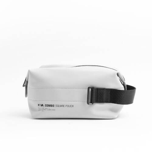 Nava Combo – Square Pouch Off White – CM849 #1
