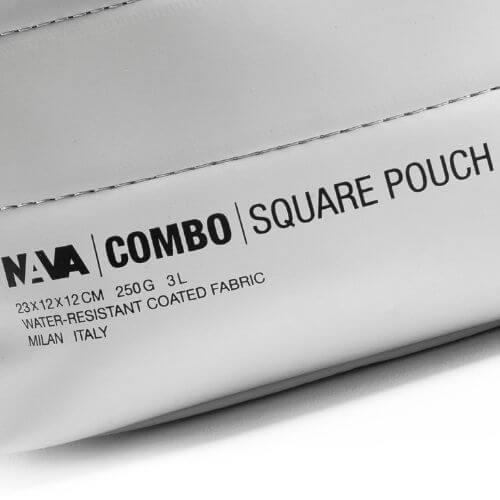Nava Combo – Square Pouch Off White – CM849 #4